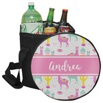 Llamas Collapsible Cooler & Seat (Personalized)