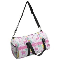 Llamas Duffel Bag (Personalized)