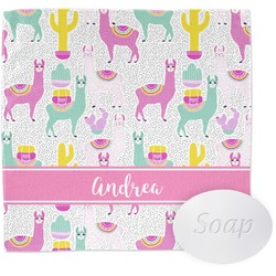 Llamas Wash Cloth (Personalized)