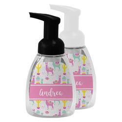 Llamas Foam Soap Bottle (Personalized)
