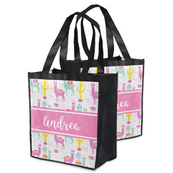 Llamas Grocery Bag (Personalized)