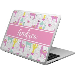 Llamas Laptop Skin - Custom Sized (Personalized)