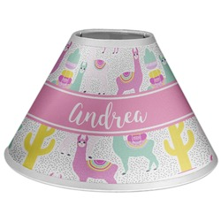 Llamas Coolie Lamp Shade (Personalized)
