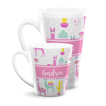 Llamas Latte Mug (Personalized)