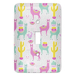 Llamas Light Switch Covers (Personalized)