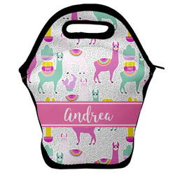 Llamas Lunch Bag (Personalized)