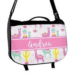 Llamas Messenger Bag (Personalized)