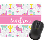 Llamas Mouse Pad (Personalized)