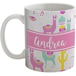 Llamas Coffee Mug (Personalized)