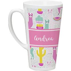 Llamas Latte Mug (Personalized)