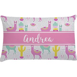 Llamas Pillow Case (Personalized)