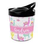 Llamas Plastic Ice Bucket (Personalized)