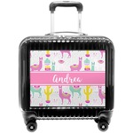 Llamas Pilot / Flight Suitcase (Personalized)