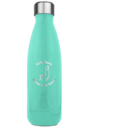 Llamas RTIC Bottle - Teal (Personalized)