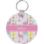 Llamas Keychains - FRP (Personalized)