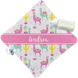 Llamas Security Blanket (Personalized)
