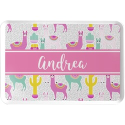 Llamas Serving Tray (Personalized)