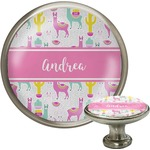 Llamas Cabinet Knobs (Personalized)
