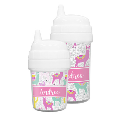 Llamas Sippy Cup (Personalized)