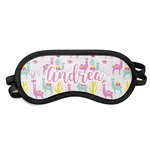 Llamas Sleeping Eye Mask (Personalized)