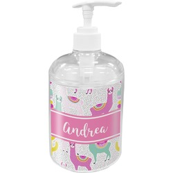 Llamas Soap / Lotion Dispenser (Personalized)