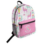 Llamas Student Backpack (Personalized)