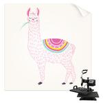 Llamas Sublimation Transfer (Personalized)