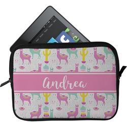 Llamas Tablet Case / Sleeve (Personalized)