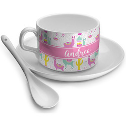Llamas Tea Cup (Personalized)