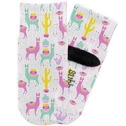 Llamas Toddler Ankle Socks (Personalized)