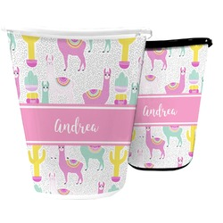 Llamas Waste Basket (Personalized)