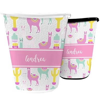 Llamas Waste Basket (Personalized)