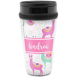 Llamas Travel Mug (Personalized)