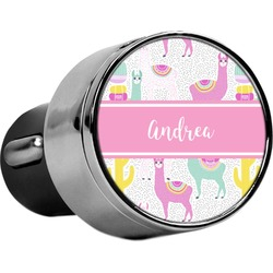 Llamas USB Car Charger (Personalized)