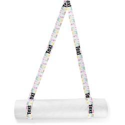 Llamas Yoga Mat Strap (Personalized)
