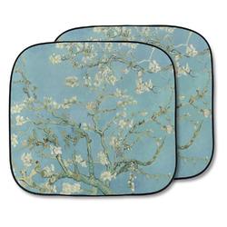 Almond Blossoms (Van Gogh) Car Sun Shade - Two Piece