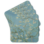 Almond Blossoms (Van Gogh) Cork Coaster - Set of 4