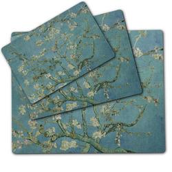 Almond Blossoms (Van Gogh) Dog Food Mat