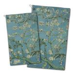 Almond Blossoms (Van Gogh) Golf Towel - Full Print