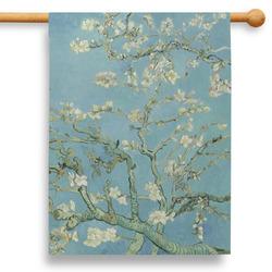 "Almond Blossoms (Van Gogh) 28"" House Flag"
