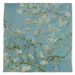 Almond Blossoms (Van Gogh) Large Microfiber Dish Rag