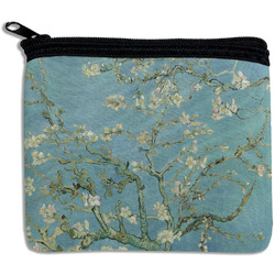 Almond Blossoms (Van Gogh) Rectangular Coin Purse