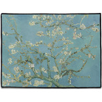 Almond Blossoms (Van Gogh) Door Mat