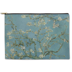 Almond Blossoms (Van Gogh) Zipper Pouch