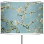 "Apple Blossoms (Van Gogh) 13"" Drum Lamp Shade"