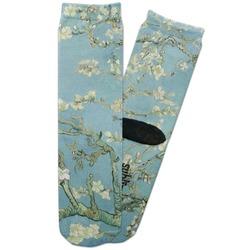Apple Blossoms (Van Gogh) Adult Crew Socks