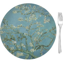 Apple Blossoms (Van Gogh) Appetizer / Dessert Plate (8