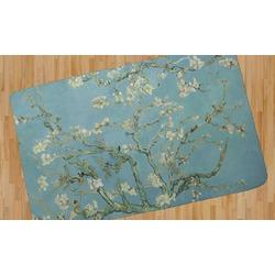 Apple Blossoms (Van Gogh) Area Rug