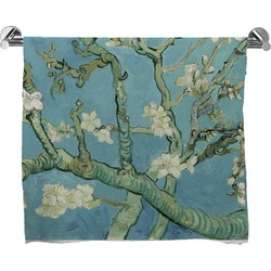 Apple Blossoms (Van Gogh) Full Print Bath Towel