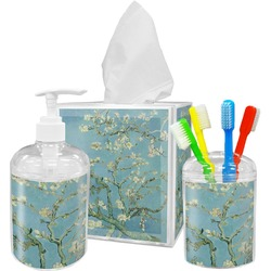Almond Blossoms (Van Gogh) Acrylic Bathroom Accessories Set